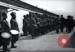 Image of Gendarmerie Inspection Tangier Morocco, 1938, second 30 stock footage video 65675031072