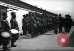 Image of Gendarmerie Inspection Tangier Morocco, 1938, second 31 stock footage video 65675031072