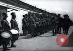 Image of Gendarmerie Inspection Tangier Morocco, 1938, second 32 stock footage video 65675031072
