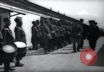 Image of Gendarmerie Inspection Tangier Morocco, 1938, second 33 stock footage video 65675031072
