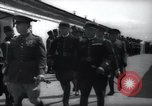 Image of Gendarmerie Inspection Tangier Morocco, 1938, second 36 stock footage video 65675031072