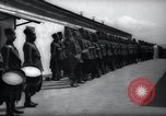 Image of Gendarmerie Inspection Tangier Morocco, 1938, second 41 stock footage video 65675031072