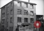 Image of Jewish hostel Paris France, 1938, second 14 stock footage video 65675031076