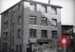 Image of Jewish hostel Paris France, 1938, second 17 stock footage video 65675031076