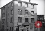 Image of Jewish hostel Paris France, 1938, second 21 stock footage video 65675031076