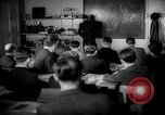 Image of Jewish refugees in class Paris France, 1938, second 4 stock footage video 65675031080