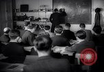 Image of Jewish refugees in class Paris France, 1938, second 8 stock footage video 65675031080
