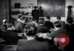 Image of Jewish refugees in class Paris France, 1938, second 10 stock footage video 65675031080