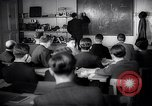 Image of Jewish refugees in class Paris France, 1938, second 12 stock footage video 65675031080
