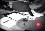Image of Jewish refugees in class Paris France, 1938, second 18 stock footage video 65675031080