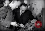 Image of Jewish refugees in class Paris France, 1938, second 43 stock footage video 65675031080