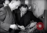 Image of Jewish refugees in class Paris France, 1938, second 45 stock footage video 65675031080