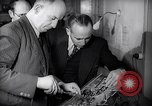 Image of Jewish refugees in class Paris France, 1938, second 47 stock footage video 65675031080
