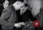Image of Jewish refugees in class Paris France, 1938, second 50 stock footage video 65675031080