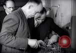 Image of Jewish refugees in class Paris France, 1938, second 57 stock footage video 65675031080