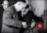 Image of Jewish refugees in class Paris France, 1938, second 58 stock footage video 65675031080