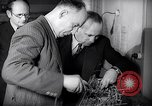 Image of Jewish refugees in class Paris France, 1938, second 59 stock footage video 65675031080