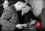 Image of Jewish refugees in class Paris France, 1938, second 61 stock footage video 65675031080