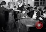 Image of Jewish refugees learn sewing Paris France, 1938, second 2 stock footage video 65675031081