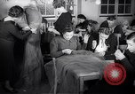 Image of Jewish refugees learn sewing Paris France, 1938, second 5 stock footage video 65675031081