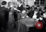 Image of Jewish refugees learn sewing Paris France, 1938, second 11 stock footage video 65675031081