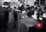 Image of Jewish refugees learn sewing Paris France, 1938, second 14 stock footage video 65675031081