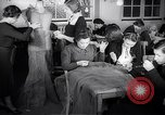 Image of Jewish refugees learn sewing Paris France, 1938, second 16 stock footage video 65675031081