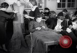 Image of Jewish refugees learn sewing Paris France, 1938, second 17 stock footage video 65675031081