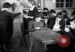 Image of Jewish refugees learn sewing Paris France, 1938, second 19 stock footage video 65675031081