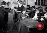 Image of Jewish refugees learn sewing Paris France, 1938, second 20 stock footage video 65675031081