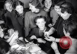 Image of Jewish refugees learn sewing Paris France, 1938, second 21 stock footage video 65675031081