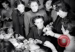 Image of Jewish refugees learn sewing Paris France, 1938, second 31 stock footage video 65675031081