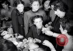 Image of Jewish refugees learn sewing Paris France, 1938, second 32 stock footage video 65675031081