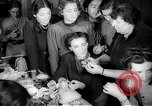 Image of Jewish refugees learn sewing Paris France, 1938, second 36 stock footage video 65675031081