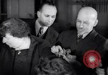 Image of Jewish refugees learn sewing Paris France, 1938, second 61 stock footage video 65675031081