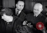 Image of Jewish refugees learn sewing Paris France, 1938, second 62 stock footage video 65675031081