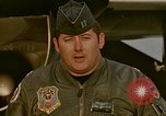 Image of 79th Tactical Fighter Squadron, at RAF Upper Heyford England United Kingdom, 1972, second 27 stock footage video 65675031100