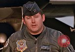 Image of 79th Tactical Fighter Squadron, at RAF Upper Heyford England United Kingdom, 1972, second 33 stock footage video 65675031100