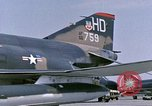 Image of 9th Tactical Fighter Squadron Trier Germany, 1969, second 35 stock footage video 65675031101