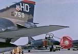 Image of 9th Tactical Fighter Squadron Trier Germany, 1969, second 36 stock footage video 65675031101