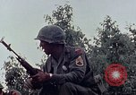Image of F-4D fighter plane firing rockets Europe, 1969, second 17 stock footage video 65675031112