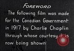 Image of Some Bonds I Have Known Canada, 1942, second 2 stock footage video 65675031117