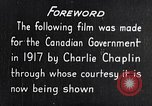 Image of Some Bonds I Have Known Canada, 1942, second 4 stock footage video 65675031117
