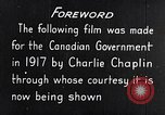 Image of Some Bonds I Have Known Canada, 1942, second 7 stock footage video 65675031117