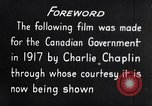 Image of Some Bonds I Have Known Canada, 1942, second 11 stock footage video 65675031117