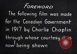 Image of Some Bonds I Have Known Canada, 1942, second 15 stock footage video 65675031117