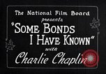 Image of Some Bonds I Have Known Canada, 1942, second 24 stock footage video 65675031117