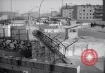 Image of Soviet MiG fighters harass German parliament Berlin Germany, 1965, second 8 stock footage video 65675031141
