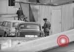 Image of Soviet MiG fighters harass German parliament Berlin Germany, 1965, second 17 stock footage video 65675031141