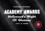 Image of 37th Academy Awards Hollywood Los Angeles California USA, 1965, second 1 stock footage video 65675031142